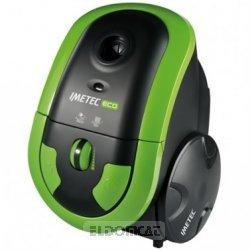 Imetec ECO E5 8121 nero verde Aspirazione