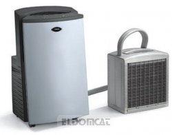 Omas up35se condizionatore portatile for Condizionatore portatile clatronic