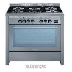 glem gas mt96ni cucina - Cucina A Gas Con Forno Elettrico Ventilato