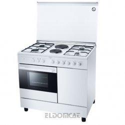 Rex electrolux rkk961326w cucina - Rex electrolux cucine a gas ...