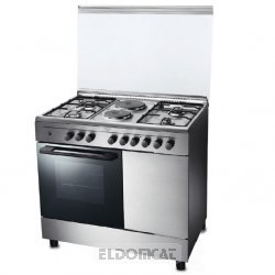 Rex electrolux rkk961326x cucina - Rex electrolux cucine a gas ...