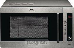 Aeg mcc2580e m forno a microonde - Forno combinato elettrico e microonde ...