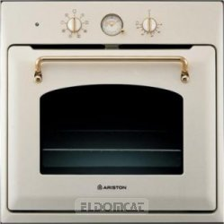 Hotpoint ariston ft8501owha forno incasso for Forno ad incasso ariston