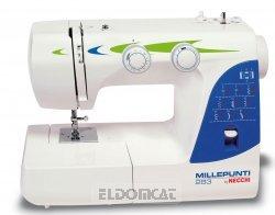Necchi 283m macchina da cucire for Macchina da cucire economica