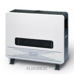 Delonghi riscaldamento a gas for Stufa a gas ventilata delonghi