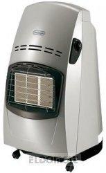 Delonghi sri space heater grigio riscaldamento a gas for Stufa a gas delonghi